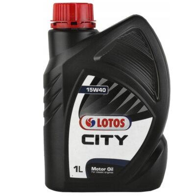 LOTOS CITY 15W40 SF/CD Olej silnikowy 1L
