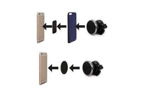 Magnetyczny uchwyt do telefonu HOLD-02