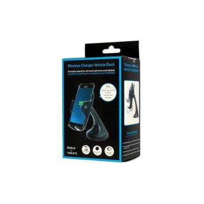 Uchwyt na telefon K1000 z ładowaniem indukcyjnymUchwyt na telefon K1000 z ładowaniem indukcyjnym
