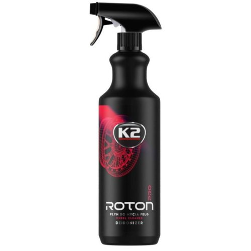 K2 ROTON PRO - Żelowa czerwona felga 1l
