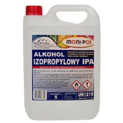 Moni-Pol Alkohol Izopropylowy 5L 99%