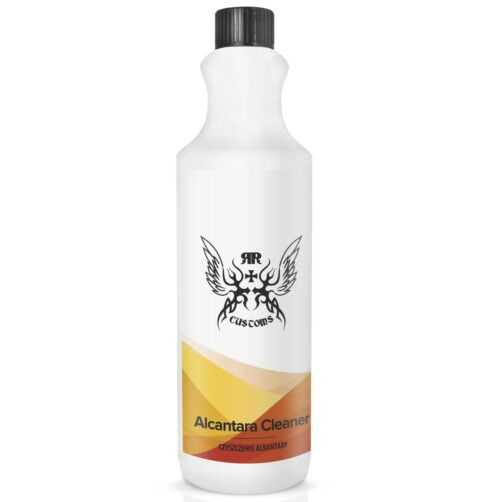 RRC Alcantara Cleaner - Środek do czyszczenia alcantary 1L