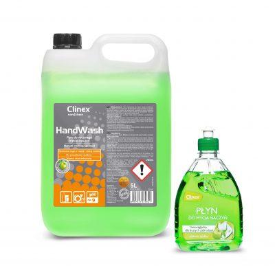 CLinex HandWash Skuteczny Płyn do ręcznego mycia naczyń Tarnów