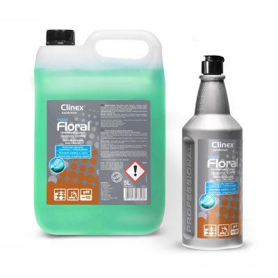 Clinex Floral Ocean Uniwersalny płyn do mycia podłóg Tarnów